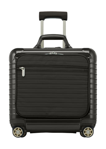 Rimowa Salsa Deluxe Hybrid Business Multiwheel S - Granite Brown