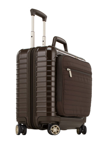 Rimowa Salsa Deluxe Hybrid Business Multiwheel S - Brown