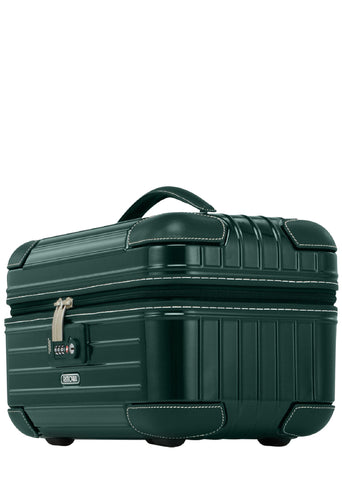 Rimowa Bossa Nova Beauty Case - Jet Green/Green