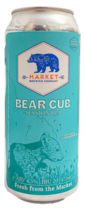 Bear Cub - Session IPA - 4.5% - 20 IBU