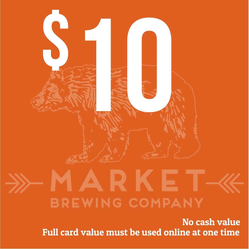 Market Brewing Gift Cards