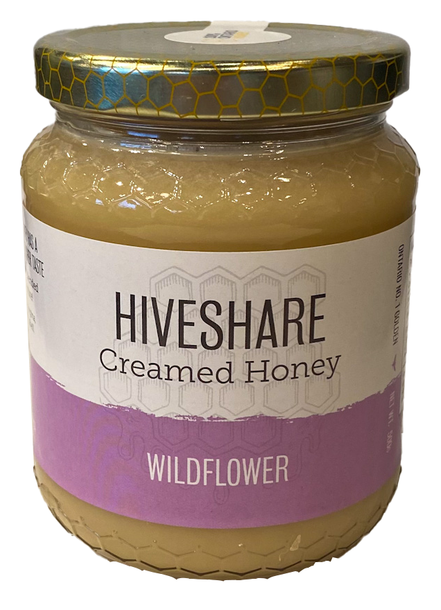 Hiveshare - Creamed Honey
