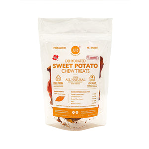 JUNO - All Natural Treats | Dehydrated Sweet Potato Chews