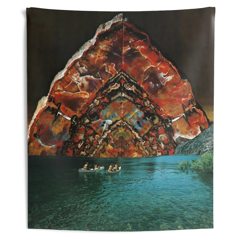 Deep Waters Tapestry