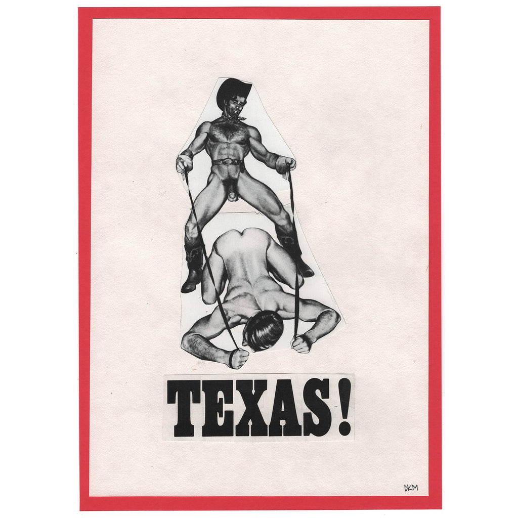 Texas! Original Artwork