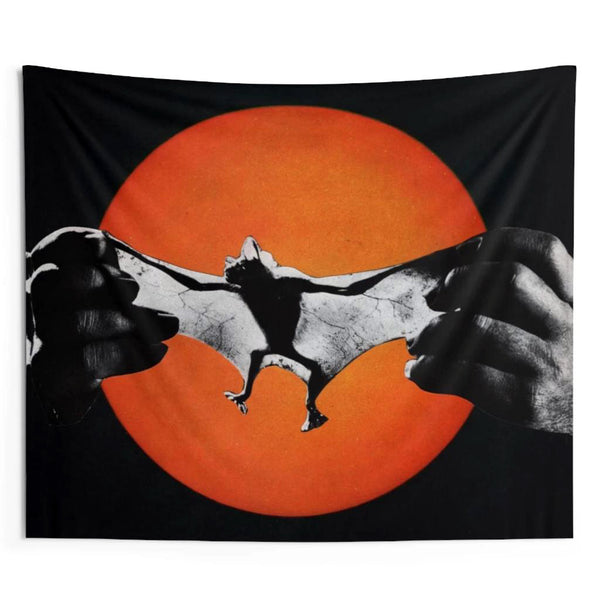 Bat Wings Tapestry