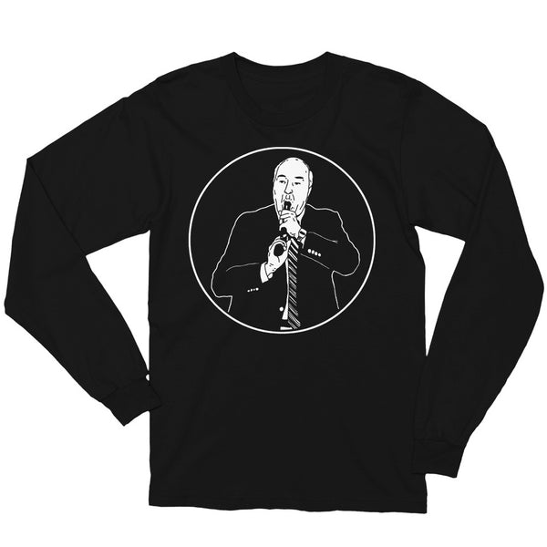 Budd Dwyer Long Sleeve