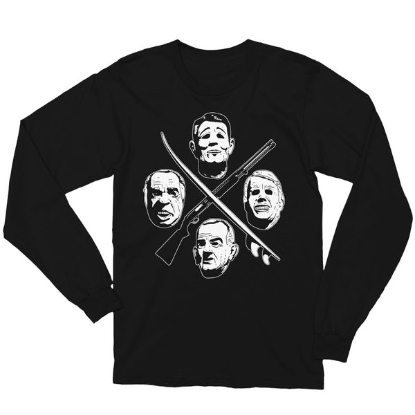 Ex-Presidents Long Sleeve