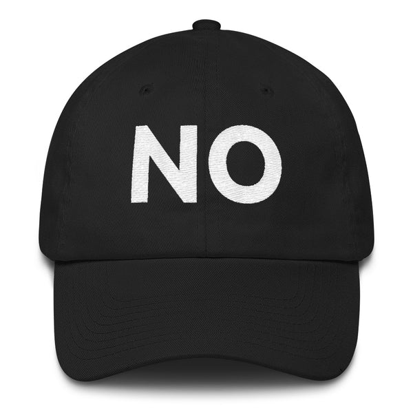 NO Unstructured Hat