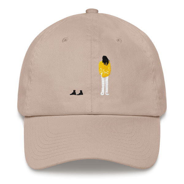 On The Beach Dad Hat