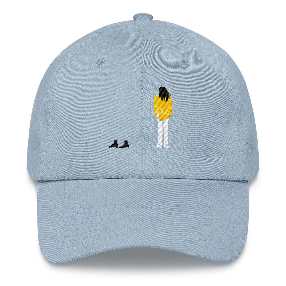 ON THE BEACH UNSTRUCTURED HAT