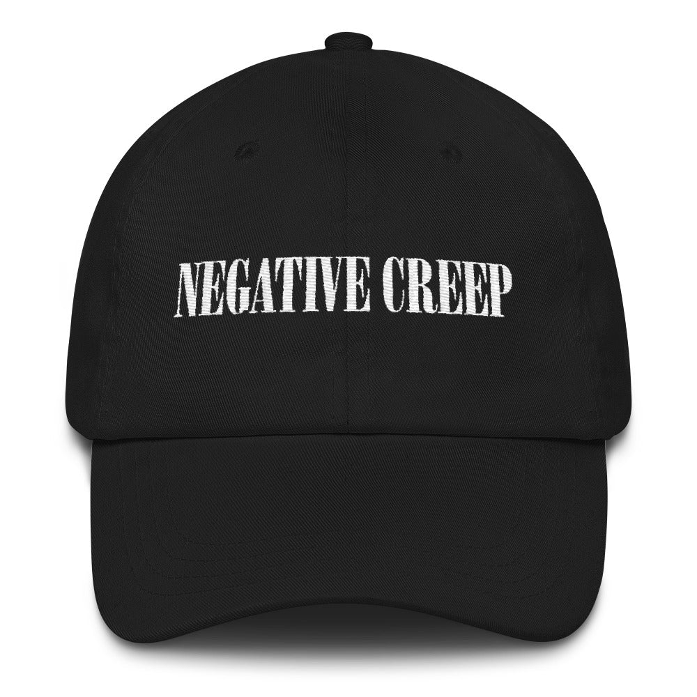 NEGATIVE CREEP UNSTRUCTURED HAT