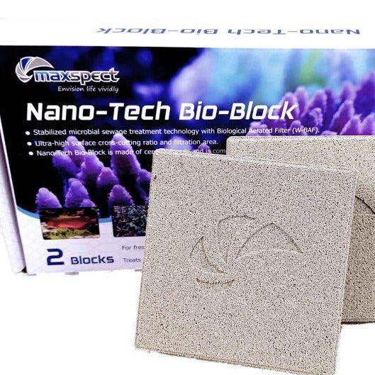 Maxspect Nano-Tech Bio-Block