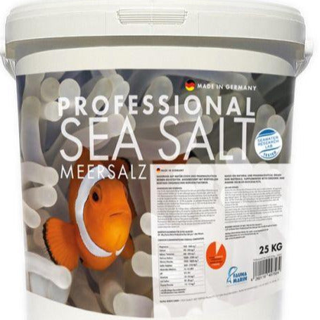 Professional Sea Salt Fauna Marin