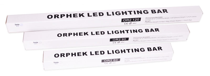 Orphek LED OR3 150 / 120 / 90 / 60 Reef Day et Blue Plus