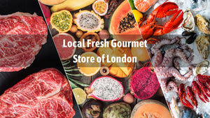 local fresh food market of london | london gourmet food online