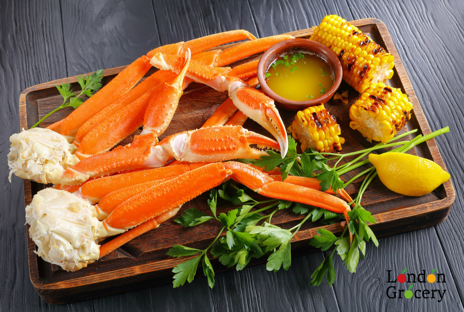 Buy King Crab Legs Online | London Delivery