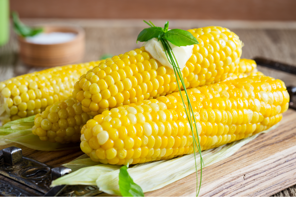 corn on the cob recipe from london grocery