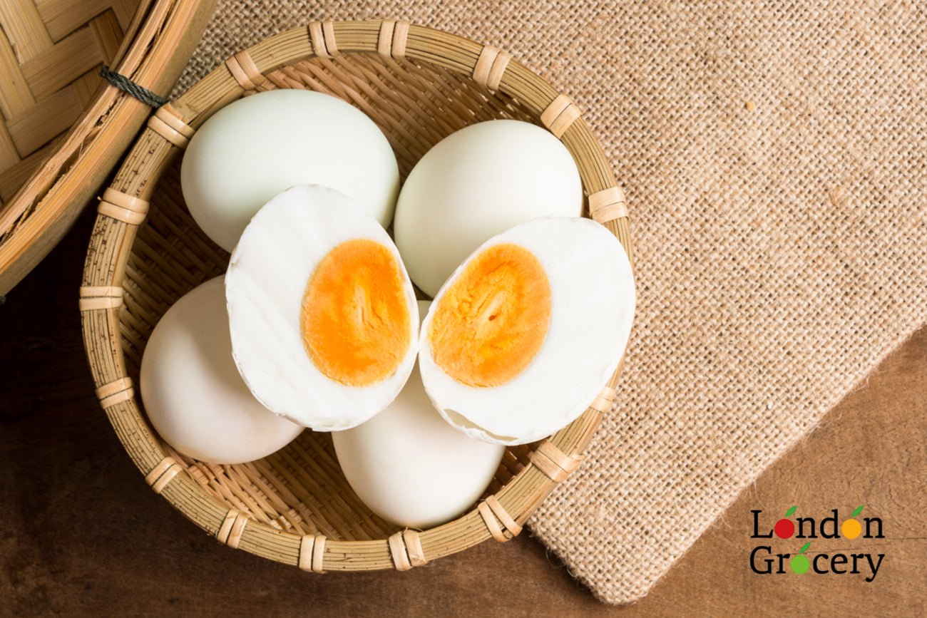Buy Online Duck Eggs | London Grocery Delivery