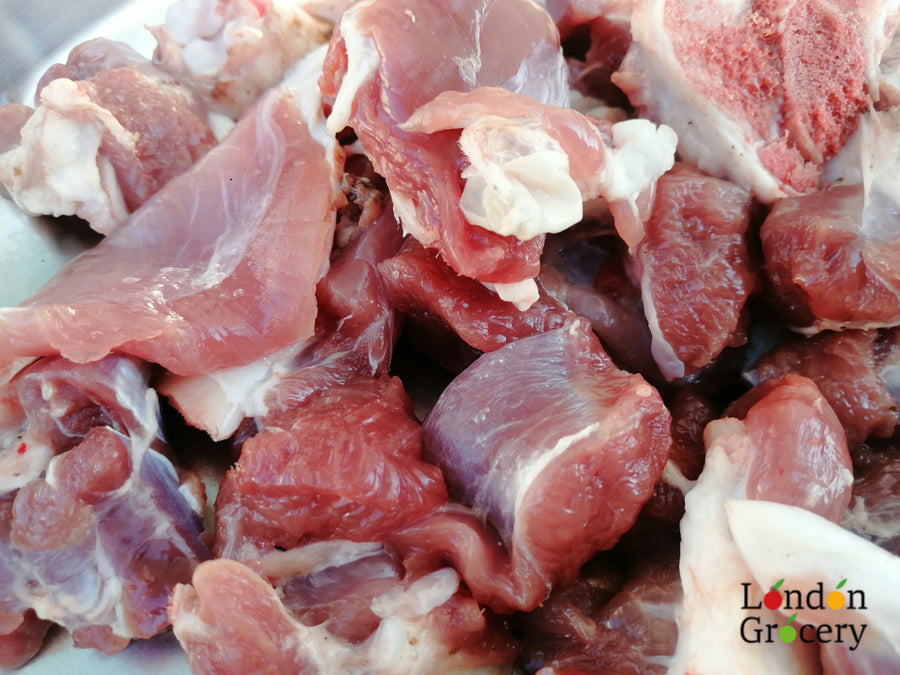 Buy Goat Meat Online UK and London