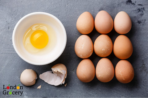 Buy Guinea Fowl Eggs London and United Kingdom | London Grocery Online