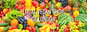 local vegan shop of London