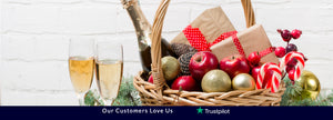 Buy Luxury Christmas Hampers Online | London Grocery