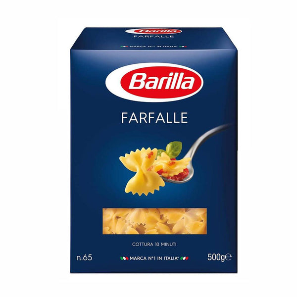 Barilla Farfalle 500 gr - London Grocery - Online Grocery Shopping
