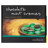 Lichfields Chocolate Mint Cremes 1kg - London Grocery - Online Grocery Shopping
