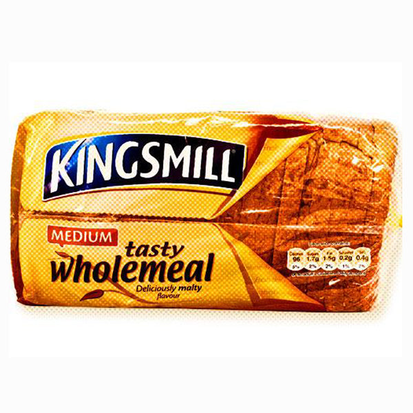 Wholemeal Bread Sliced - London Grocery - Online Grocery Shopping