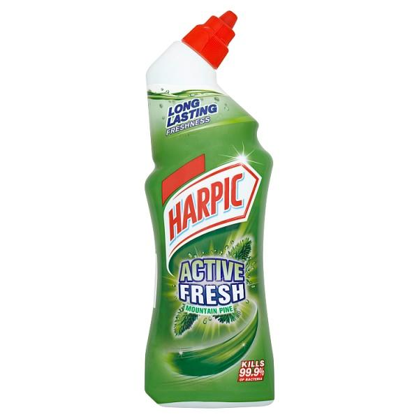 Harpic Active Fresh Mountain Pine 750ml - London Grocery