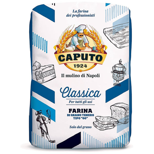 Caputo Italian Wheat Flour for Pizza and Bakery 1 kg - London Grocery - Online Grocery Shopping