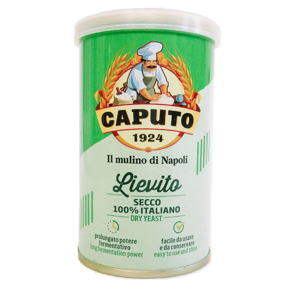 Caputo Italian Dry Yeast 100 gr - London Grocery - Online Grocery Shopping