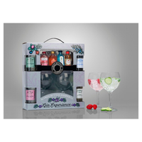 Alfred Button Hamper Co. Gin Gift Pack - London Grocery - Online Grocery Shopping