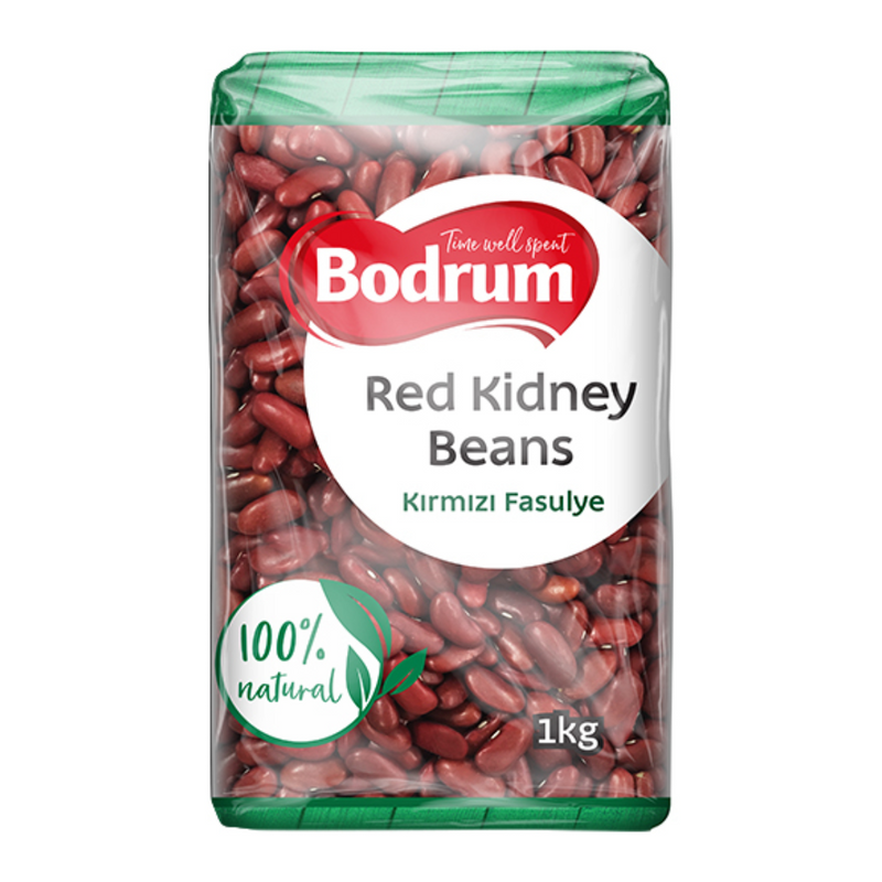 Bodrum Red Kidney Beans 1kg-London Grocery