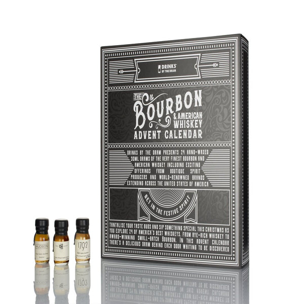Bourbon Advent Calendar Bourbon Whisky - London Grocery - Online Grocery Shopping