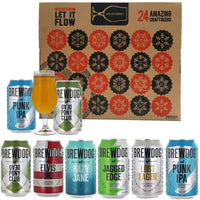 Brewdog Craft Beer Advent Calendar - London Grocery - Online Grocery Shopping