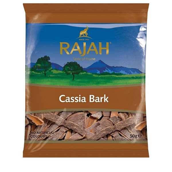 Cassia Bark 50g - London Grocery