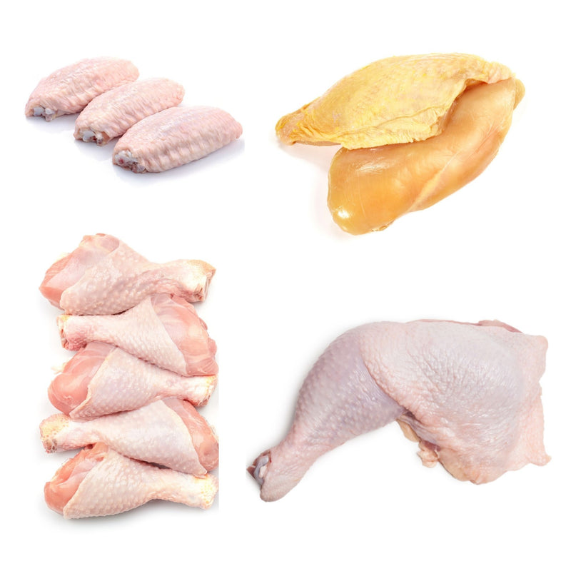 Fresh Chicken Box / Meat Hamper - London Grocery