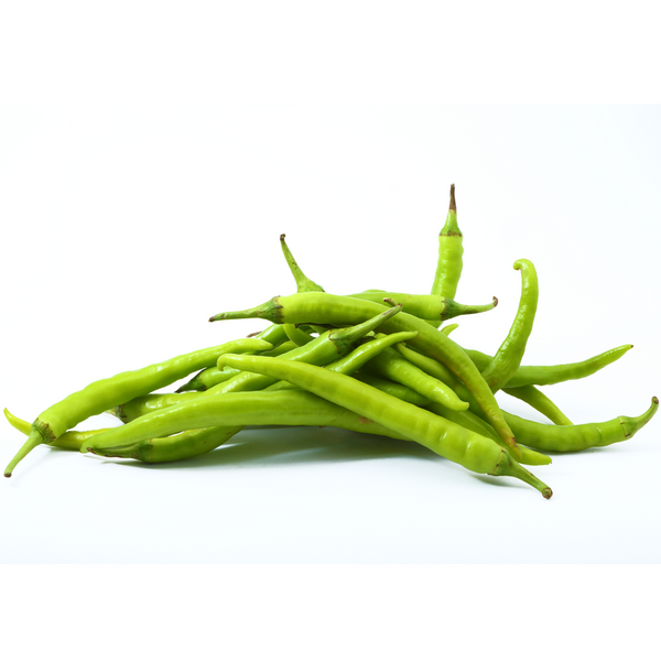 Chilli Green 250gr - London Grocery - Online Grocery Shopping