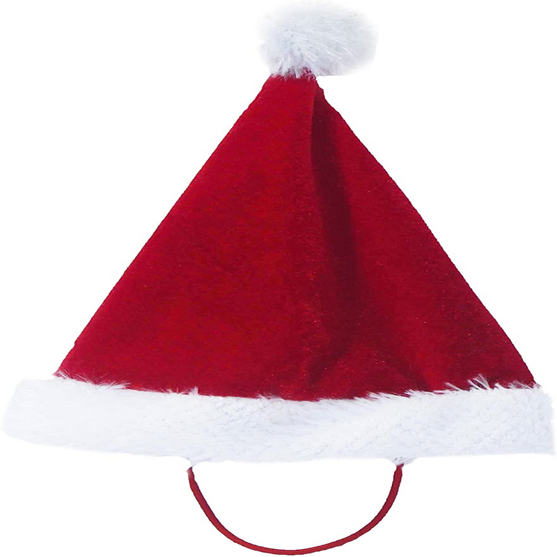 Santa Christmas Hats for Cats and Dogs - London Grocery