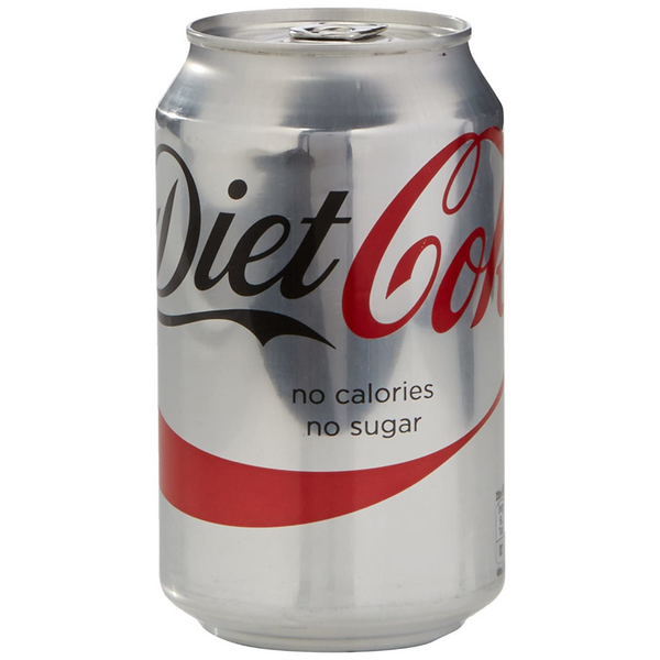 Coca Cola Diet 1 can 330 ml - London Grocery - Online Grocery Shopping