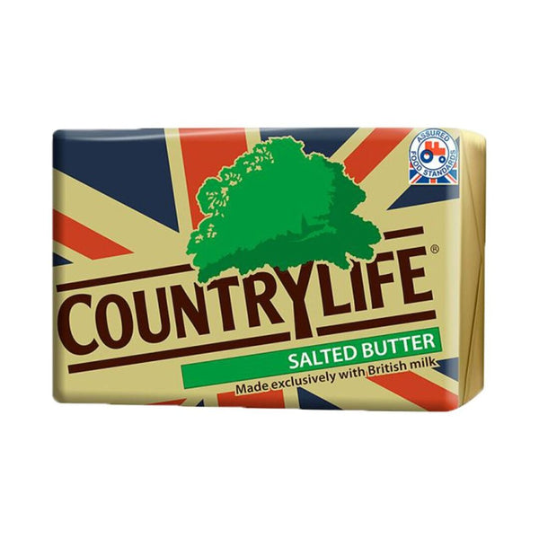 Countrylife Butter Salted - London Grocery - Online Grocery Shopping