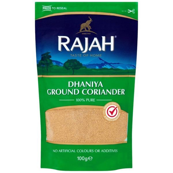 Dhaniya (Coriander) Ground 100g - London Grocery