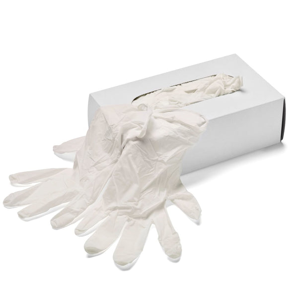 Latex Disposable Gloves 100 pcs - London Grocery - Online Grocery Shopping