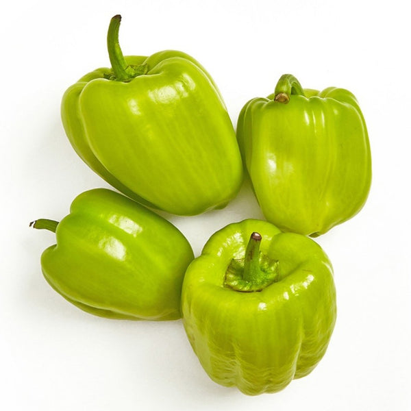 Green Turkish Sweet Bell Peppers 1kg - London Grocery - Online Grocery Shopping