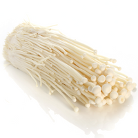 Enoki Mushroom 250 gr - London Grocery - Online Grocery Shopping