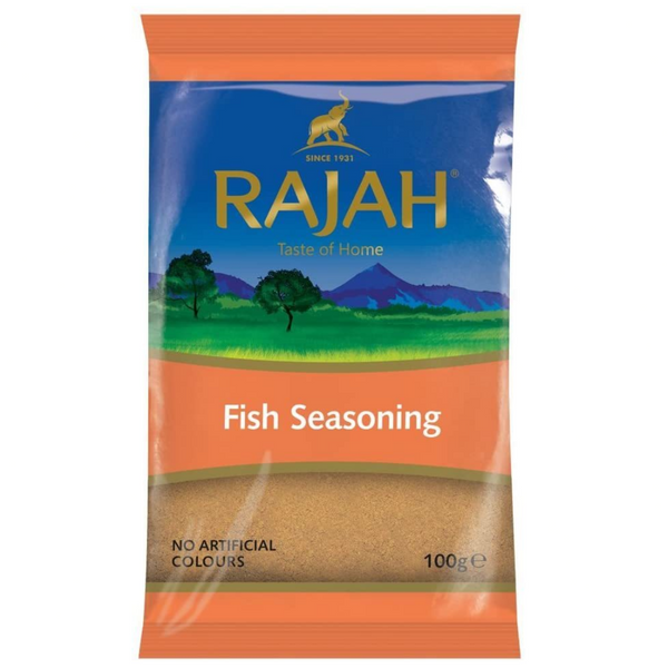 Fish Seasoning 100g - London Grocery - Online Grocery Shopping