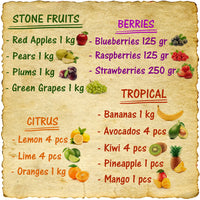 Premium Fruits Box - London Grocery - Online Grocery Shopping