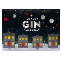Gin Advent Calendar, Christmas Countdown, By Blue Tree - London Grocery - Online Grocery Shopping